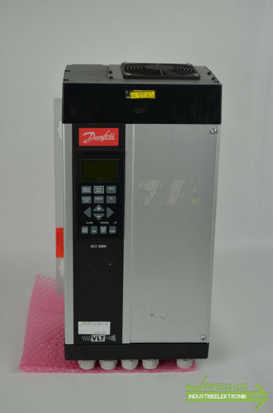 Danfoss Frequenzumrichter VLT 5000 175Z0743 VLT5003PT5C54STR3DLF10A00C0