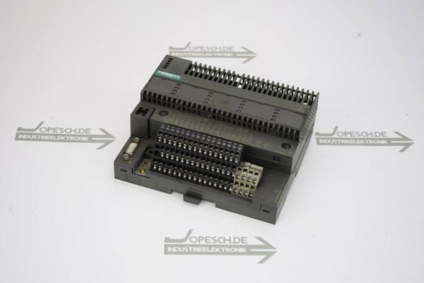 Siemens simatic S7 ET200B 6ES7132-0BH01-0XB0 & 6ES7193-0CA30-0XA0