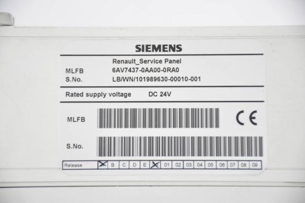 Siemens simatic IPC427C Microbox PC 6ES7647-7BD21-0AX0 ( 6ES7 647-7BD21-0AX0 )