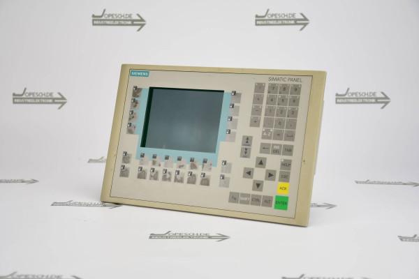 """Siemens simatic OP 270 6"""" Panel 6AV6 542-0CA10-0AX0 ( 6AV6542-0CA10-0AX0 ) E12"""