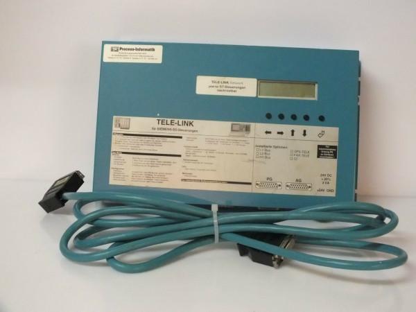 Tele-Link für Siemens S5/S7 Steuerungen