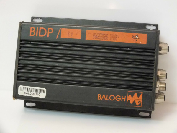 BALOGH BIDP/ XX CONTROL INTERFACE