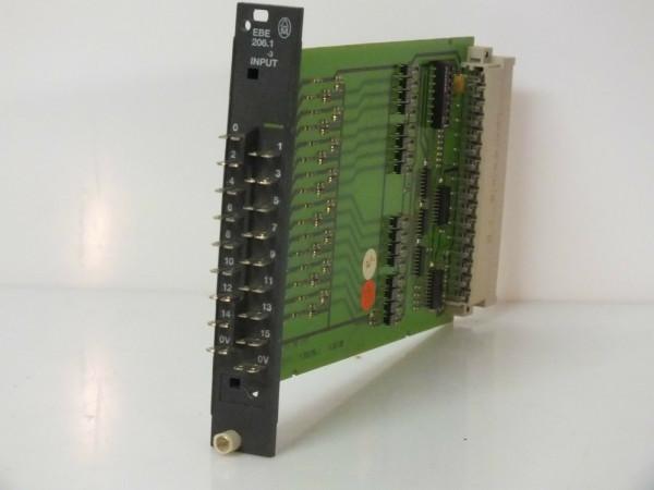 Klöckner Moeller EBE 206.1 Input