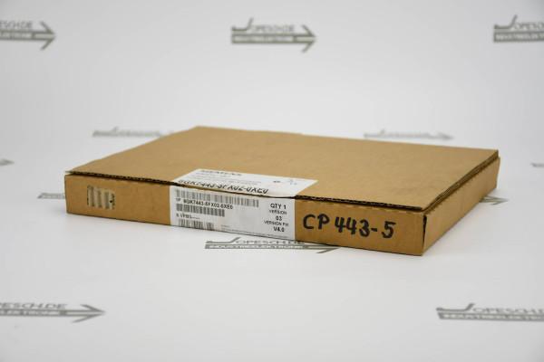 Siemens simatic NET CP 443-5 Basic 6GK7443-5FX02-0XE0 ( 6GK7 443-5FX02-0XE0 ) E3