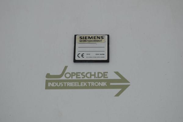 Siemens 512 MB SanDisk 6AV65742AC002AA1 ( 6AV6 5742AC002AA1 )