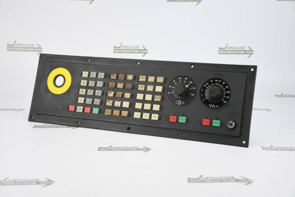 Siemens sinumerik 840C Maschinensteuertafel M 6FC5103-0AD03-0AA0 Ver A