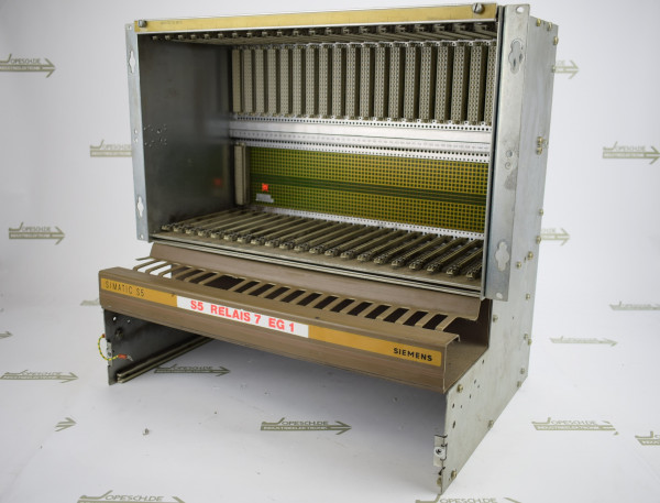 Siemens Simatic S5 Zentralgerät ( Rack ) 183U