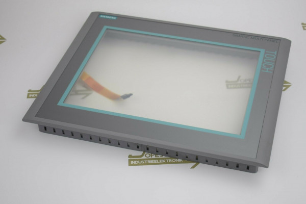 """Siemens simatic MP377 12"""" Touch Front Cover A5E00929143 ( 6AV6644-0AA01-2AX0 ) C"""