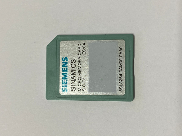 Siemens simatic MMC 6SL3254-0AM00-0AA0 ( 6SL3254-0AM00-0AA0 )