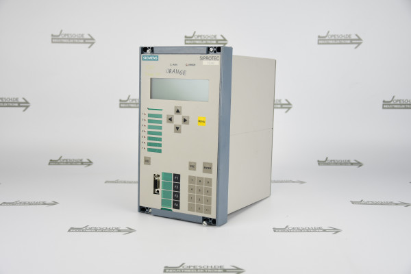 Siemens siprotec Digital Schutz 7SJ6211-5EA00-1FE0/GG ( 7SJ6 211-5EA00-1FE0 )