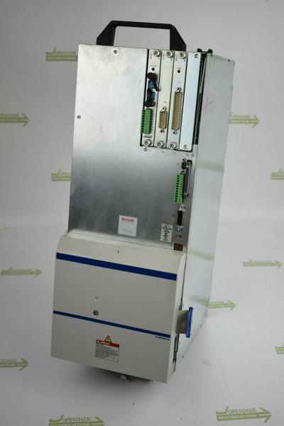 Indramat Rexroth Spindelregler HDS05.2-W300N-HS80 ( HDS05.2-W300N-HS80-01-FW )