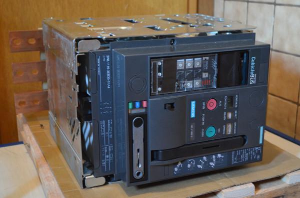 Siemens CubicleBus Einschub-Leistungsschalter 3WL1116-3EB35-1FA4
