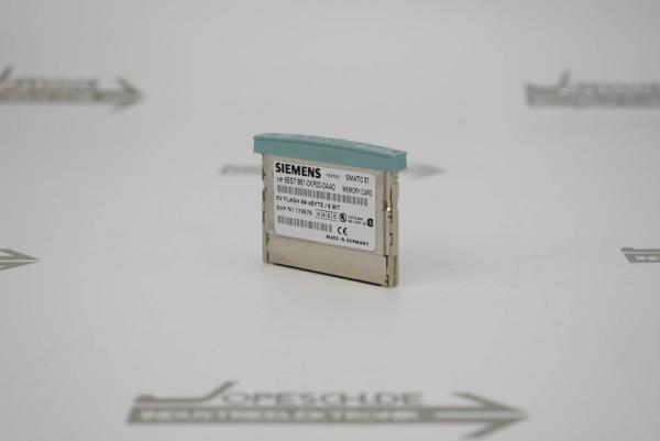 Siemens Simatic S7 Memory Card S7-300 6ES7 951-0KF00-0AA0 ( 6ES7951-0KF00-0AA0 )