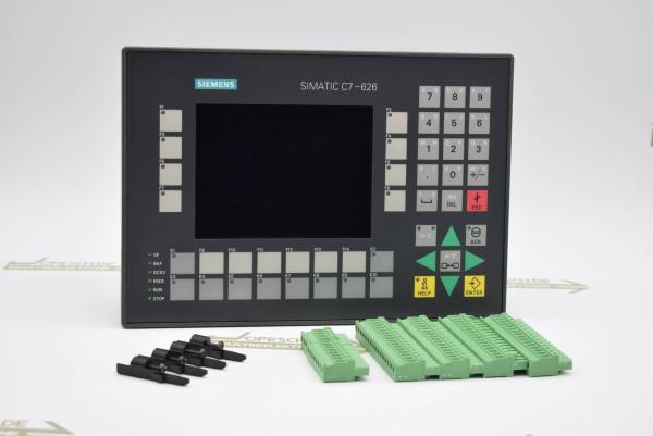Siemens simatic C7-626/P DP Panel 6ES7626-2DG04-0AE3 ( 6ES7 626-2DG04-0AE3 )