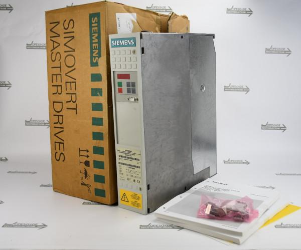 Siemens simovert Masterdrives SC Umrichter 6SE7016-1EA31 ( 6SE7 016-1EA31 ) Ez A