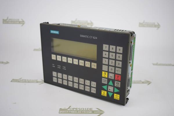 Siemens simatic C7-624 6ES7 624-1AE01-0AE3 ( 6ES7624-1AE01-0AE3 )