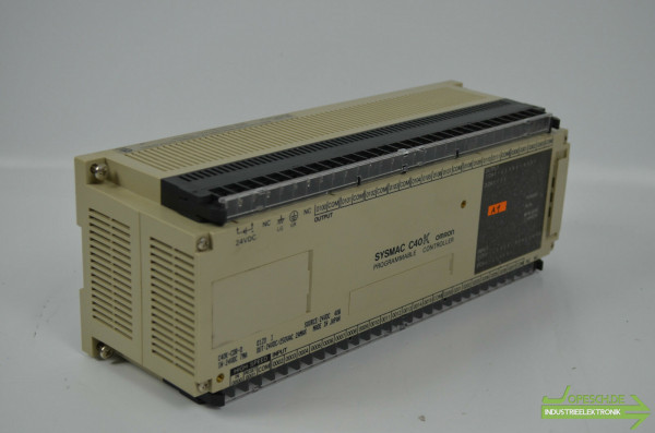 Omron Sysmac C40K-CDR-D