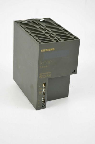Siemens sitop power 5 A geregelte Stromversorgung 6EP1 333-2BA00 ( 6EP1333-2BA00 )