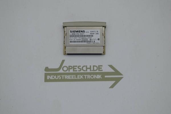 Siemens simatic Memory Card S5 128KB 6ES5 374-1KG11 ( 6ES5374-1KG11 )