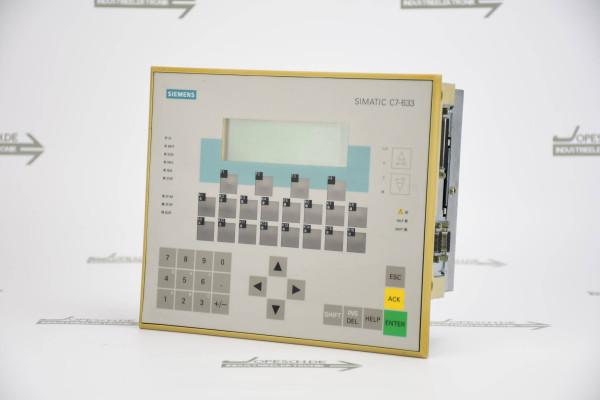 Siemens simatic C7-633 DP Komplett 6ES7633-2BF00-0AE3 ( 6ES7 633-2BF00-0AE3 )
