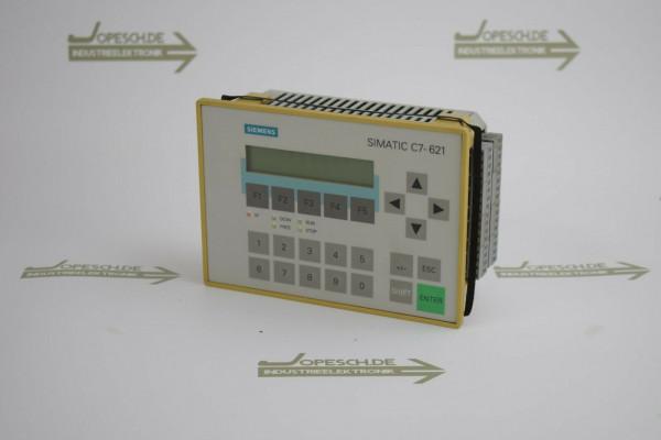 Siemens simatic C7-621 S7-300 6ES7621-1AD01-0AE3 ( 6ES7 621-1AD01-0AE3 ) Ver 2