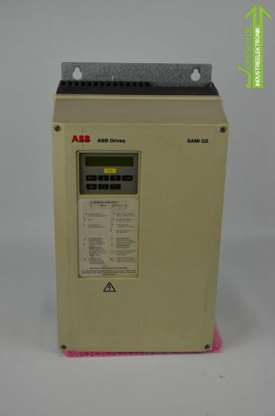 ABB Drives SAMI GS Frequenzumrichter ACS501-016-3-00P200000
