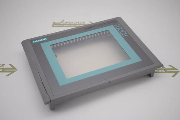 "Siemens simatic MP Multi Panel 6"" Front Cover 6AV6643-0AA01-1AX0 DEFEKT"