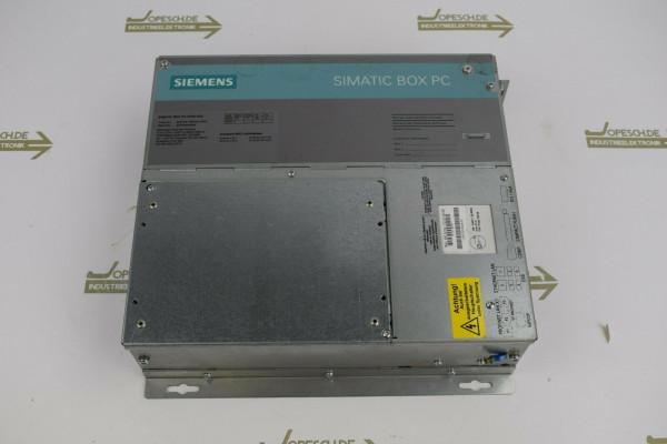 Siemens simatic BOX PC 627B 6ES7 647-6BH30-0AX0 ( 6ES7647-0BH30-0AX0 ) no HDD
