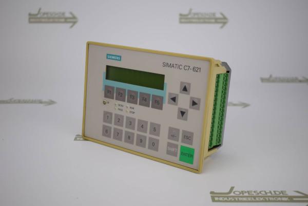 Siemens simatic C7-621 6ES7 621-1AD02-0AE3 -- 6ES7621-1AD02-0AE3