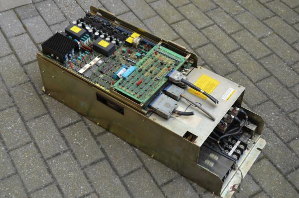 Fanuc AC spindle servo unit A06B-6044-H0
