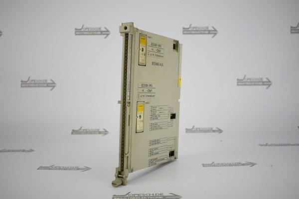 Siemens simatic S5 Analogeingabe 460 6ES5460-4UA12 ( 6ES5 460-4UA12 )