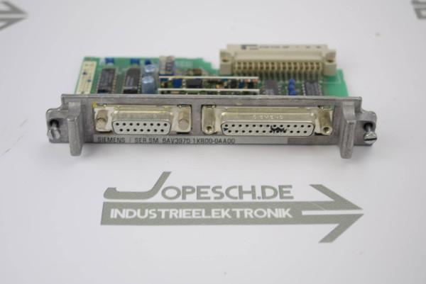 Siemens Schnittstellenmodul 6AV3970-1XB00-0AA00