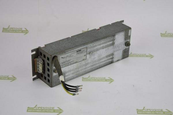 Lenze Funkenstörfilter LD / RFI filter LD E82ZZ55234B210