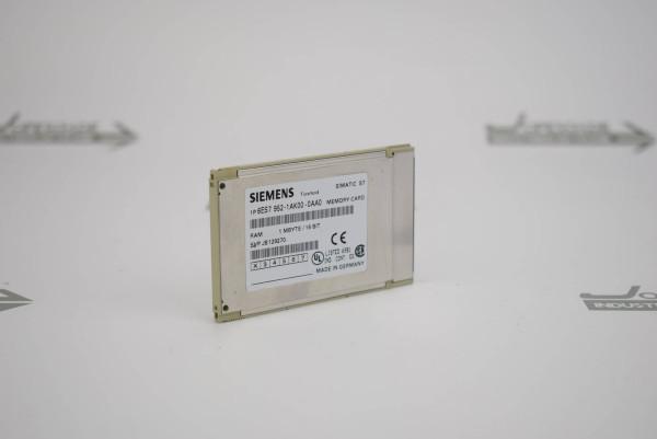 Siemens simatic S7 Memory Card 6ES7 952-1AK00-0AA0 ( 6ES7952-1AK00-0AA0 )