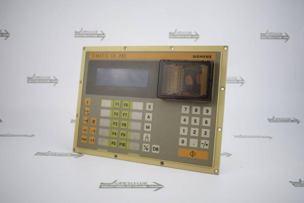 Siemens simatic S5 Bedienfeld OP395 6ES5 395-0UA11 ( 6ES5395-0UA11 )