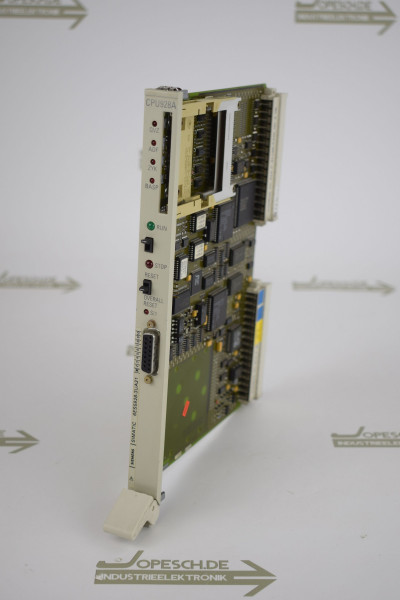Siemens simatic S5 CPU 928A 6ES5 928-3UA21 ( 6ES5928-3UA21 ) E1