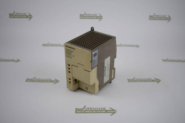 Siemens Stromversorgung 6EW Lastnetzgerät 6EW1380-0AA E2