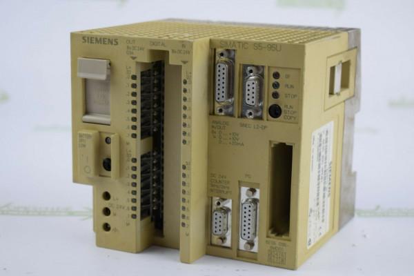 Siemens simatic S5-95U 6ES5 095-8MD01 ( 6ES5095-8MD01 ) E3