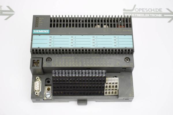 Siemens simatic ET200B 6ES7 133-0BH01-0XB0 inkl. 6ES7 193-0CA30-0XA0