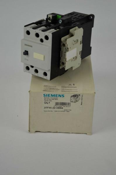 Siemens Contactor 3TF45 22-0BB4 ( 3TF4522-0BB4 )
