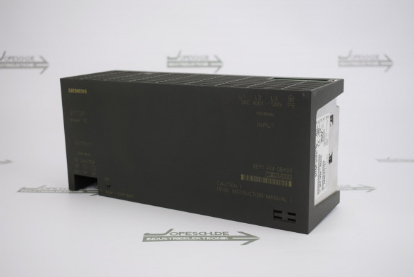 Siemens sitop power 10 Stromversorgung 6EP1434-2BA00 ( 6EP1 434-2BA00 )