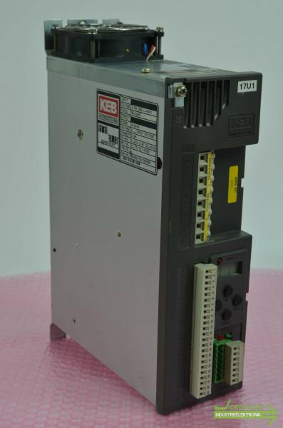 KEB Frequenzumrichter 94450178/029389 2,2kW