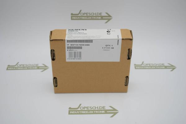 Siemens simatic S7 DP ET200iSP 6ES7 134-7SD50-0AB0 ( 6ES7134-7SD50-0AB0 ) E2