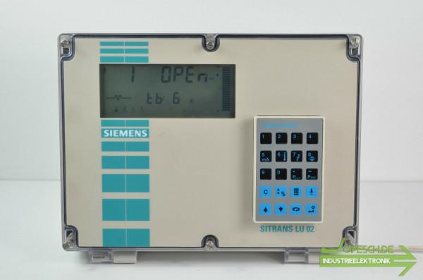 Siemens Sitrans LU 02 7ML50042BA123B
