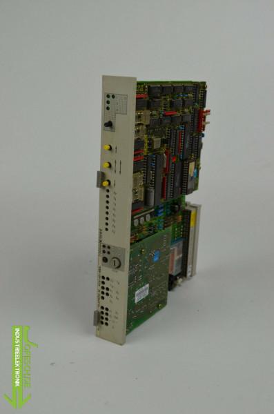 Siemens Teleperm M Reglerbaugruppe 6DS1401-8BA ( 6DS1 401-8BA )