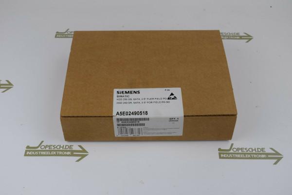 Siemens simatic A5E02490518 HDD 250 BG, SATA, 2.5''