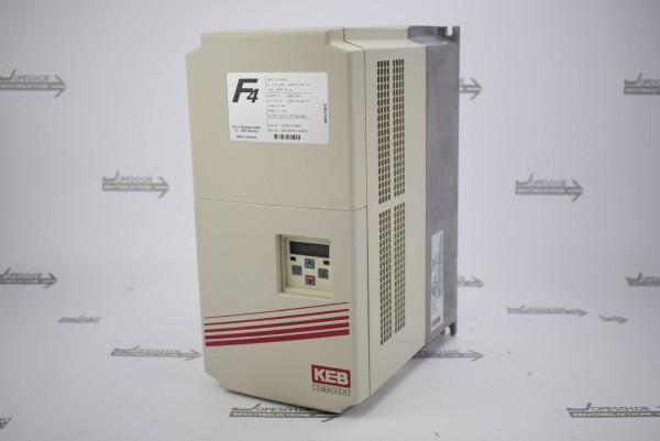 KEB Combivert F4 Drive Frequenzumrichter 15F4F1G-4R05 ( 15.F4.F1G-4R05 )