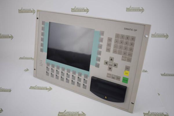 Siemens simatic OP47 6AV3647-1ML02-3CC0-Z ( 6AV3 637-1ML02-3CC0-Z ) E7