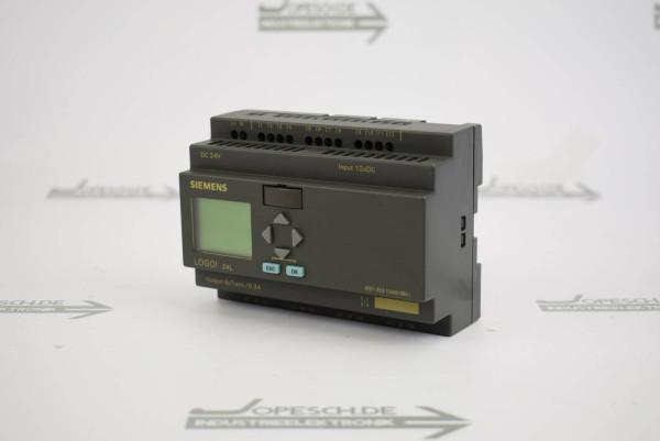 Siemens LOGO! 24L Logikmodul 6ED1 053-1CA00-0BA1 ( 6ED1053-1CA00-0BA1 )