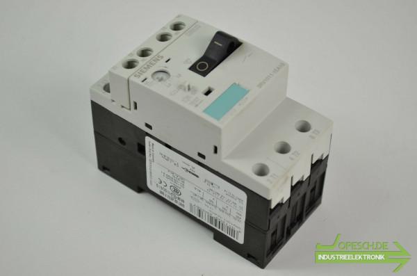 Siemens sirus Leistungsschalter 3RV1011-1EA10